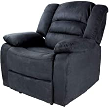 Regal In House Classic Recliner Chair with Controllable Back - Dark grey Nice02