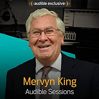 Mervyn King audiobook cover art