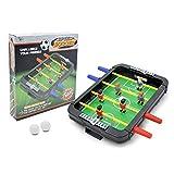 ZXQZ Futbolín Futbolín Mini Accesorios de Juego de Billar de Mesa, Juegos Deportivos de Competición de Tableros de Fútbol para La Noche Familiar futbolines (Size : 26cm)