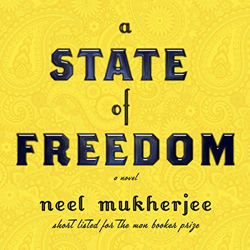 A State of Freedom audiobook cover art