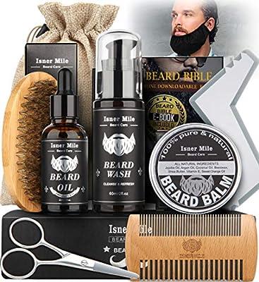 Kit Barba Cuidado Para
