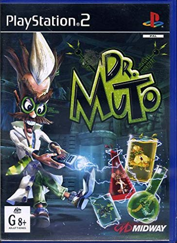 Dr.Muto-(Ps2)