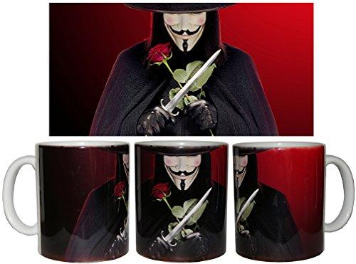 HobbyElx Taza V de Vendetta