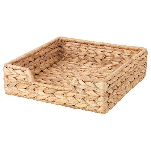 IKEA - Servilletero CISSAN de mimbre de jacinto de agua