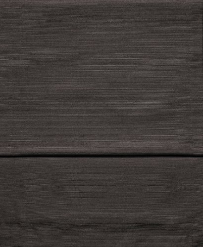 Fino Tischläufer ca. 40 x 150 cm mit Saum hochwertig & knitterarm mit großer Farbauswahl (007 Anthrazit)