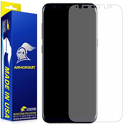 ArmorSuit MilitaryShield Anti-Glare Screen Protector For Samsung Galaxy S9 - [Case Friendly] Anti-Bubble Matte Film