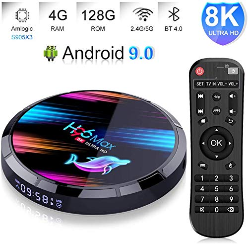 android tv h96 fabricante DOOK