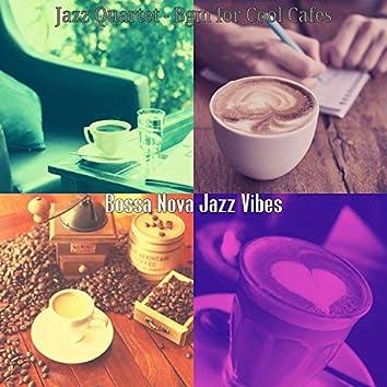 Jazz Quartet - Bgm for Cool Cafes