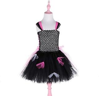 Beautiful Dance Skirt Red/Purple Costume Kids Performance Suit Costume Fashion (Color : Purple, Size : 90)