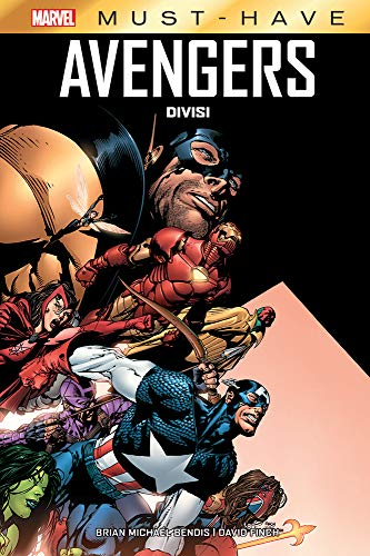 Divisi. Avengers