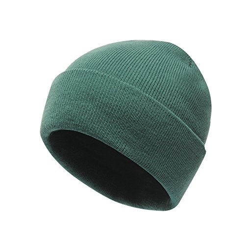 Regatta Standout Axton - Bonnet à Ourlet - Adulte Unisexe (Taille Unique) (Vert Bouteille)