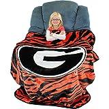 College Covers Georgia Bulldogs Raschel Throw Blanket, 50' x 60'