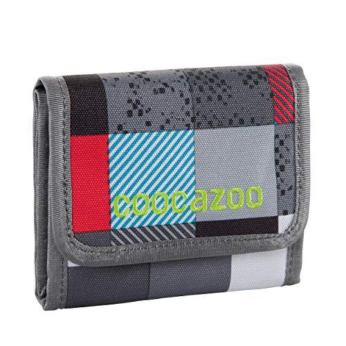 Coocazoo Coocazoo CashDash Checkmate blue red Geldbörse
