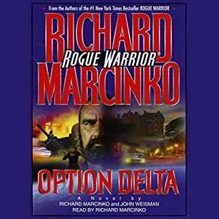 Rogue Warrior: Option Delta cover art