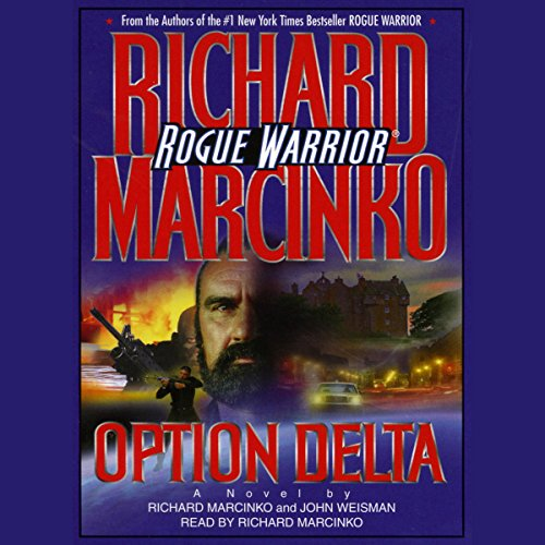 Rogue Warrior: Option Delta audiobook cover art