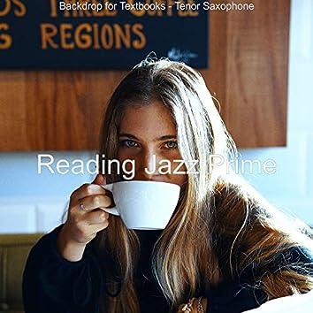 Backdrop for Textbooks - Tenor Saxophone