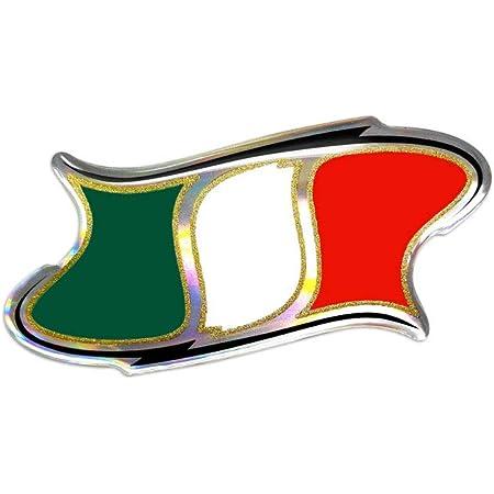 4r Quattroerre It 14140 3d Aufkleber Italien Geformt Auto