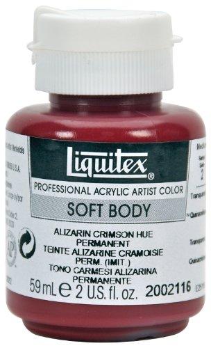 Liquitex Professional Soft Body Acrylic Paint 2-oz jar, Cobalt Turquoise