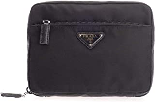 Luxury Fashion | Prada Mens 2NA017064F0002 Black Travel Bag | Fall Winter 19