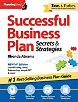 Successful Business Plan: Secrets & Strategies, America's Best-Selling Business Plan Guide! (Planning Shop)