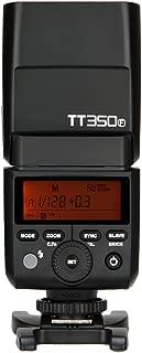 Godox TT350°F TTL Flash Fuji için