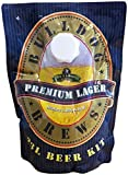 Bulldog Lager Premium Beer Kit 23L/40 Pints Homebrew Beer Making