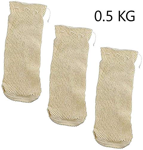 EUROXANTY® | Malla Cocción | Bolsa Legumbres | 1 Malla 0,5 Kg