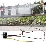 Interruptor de velocidad eléctrico fácil interruptor exquisito interruptor de control de velocidad eléctrico cría animal estable para la agricultura pesquerías