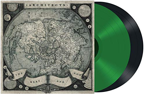 The Here and Now (Green/Black) [Vinyl LP]