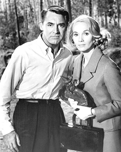 Erthstore North by Northwest 11x17 Poster Cary Grant Eva Marie Saint