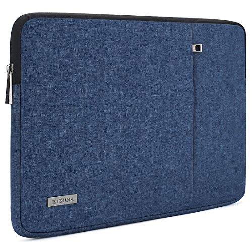 KIZUNA Funda para portátil de 13 pulgadas, para Lenovo ThinkPad X1 Carbon/14 Yoga C740 S740/IdeaPad C340/HUAWEI MateBook D 14/Dell Latitude 14/13.5', Surface Book 3/ASUS Duo, color azul