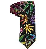 Cravatta gentiluomo da uomo per matrimonio in cravatta di lusso in poliestere con regalo ideale