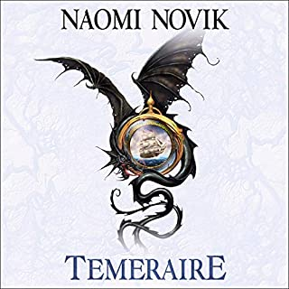Temeraire      The Temeraire Series, Book 1               By:                                                                                                                                 Naomi Novik                               Narrated by:                                                                                                                                 Simon Vance                      Length: 9 hrs and 57 mins     34 ratings     Overall 4.7