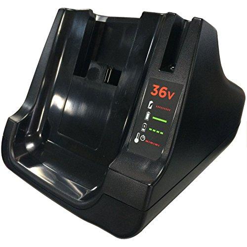 Black and Decker BDC2A 36v Cordless Battery Charger 240v