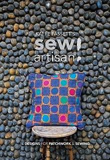 Kaffe Fassett Sew Artisan Quilt and Inspiration Book