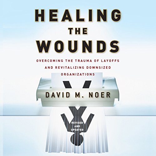 Healing the Wounds audiobook cover art