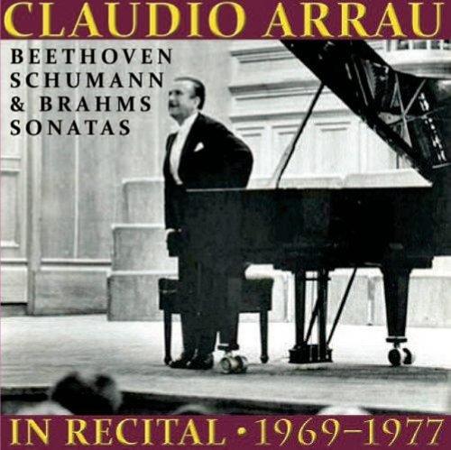 Claudio Arrau In Recital 1969-1977 (3 CD)