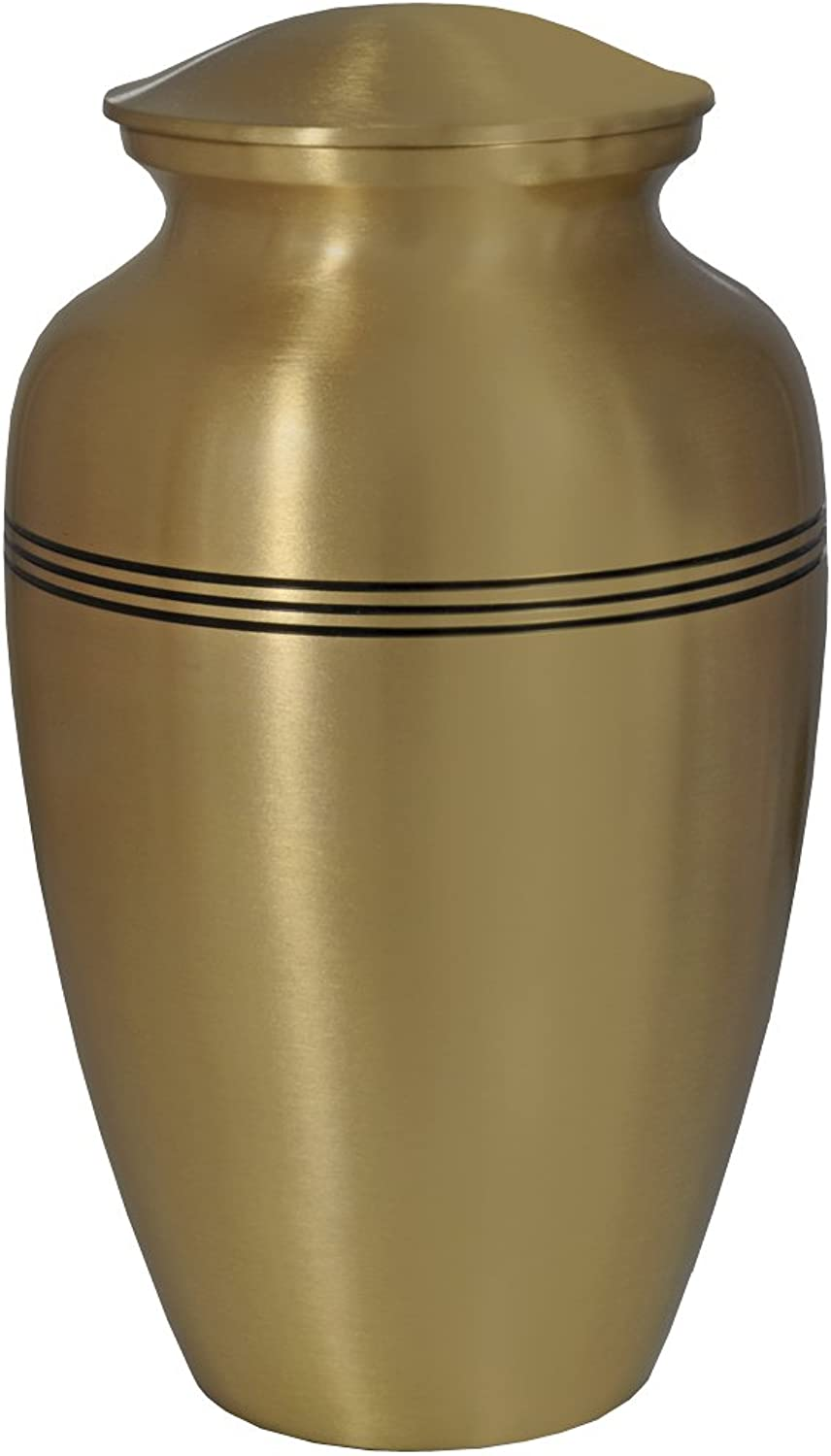 Cremation Urn  golden Classic Full Size