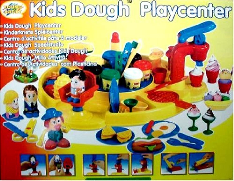 Young Artists - Kids Dough Playcenter, Playcenter, Playcenter, Knetcenter Soft (Knete) B0002Z7SGM   Erste Gruppe von Kunden  0fe420