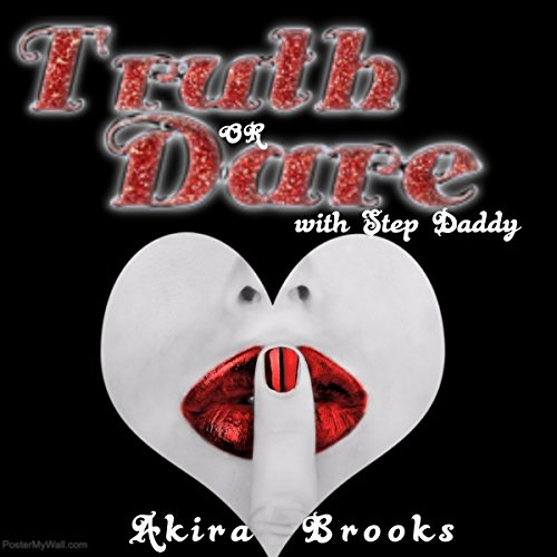 Truth or Dare with Step Daddy audiobook cover art
