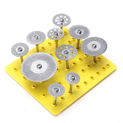 Baban Diamond Cutting Wheel, 10X 1/8