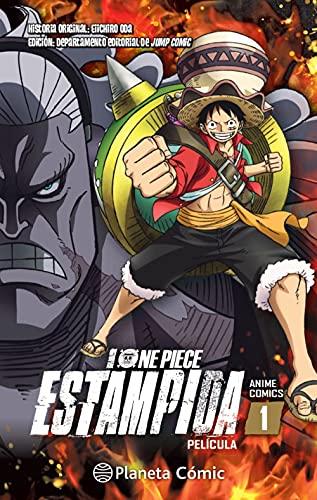 One Piece Estampida Anime Comic nº 01 (Manga Shonen)