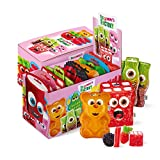 Gommy´s Factory, Golosina (Happy box) - 10 de 90 gr. (Total 900 gr.)
