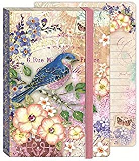 Blaubird Garden Gems Journal von Punch Studio B00SW836DU  Schönes Design