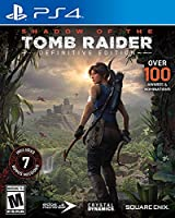 Shadow of The Tomb Raider: Definitive Edition (輸入版:北米) - PS4