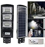 LAMPARA SOLAR LED 120W, LUMINARIA SUBURBANA, LAMPARA DE CALLE, LAMPARAS...