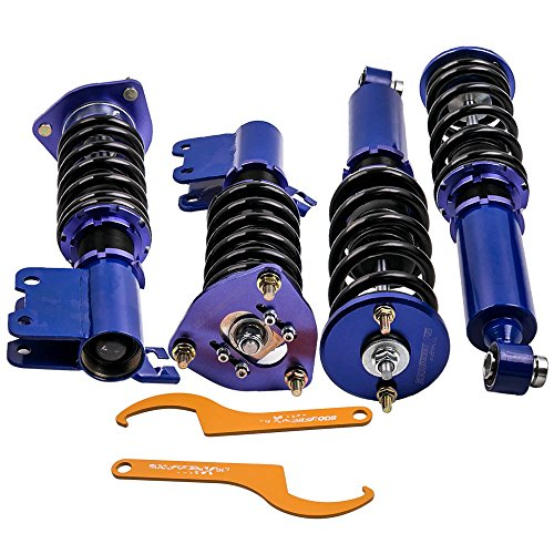 S13 Coilovers, Adjustable Height Shock Absorber For Nissan S13 240SX 1989-1994, Silva 180SX...