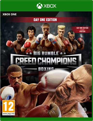 Big Rumble Boxing: Creed Champions - Day One Edition - Day-One - Xbox One