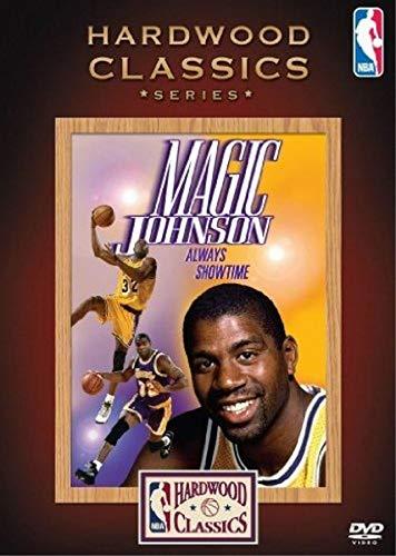 Magic Johnson - Always Showtime (NBA Hardwood Classics Series)