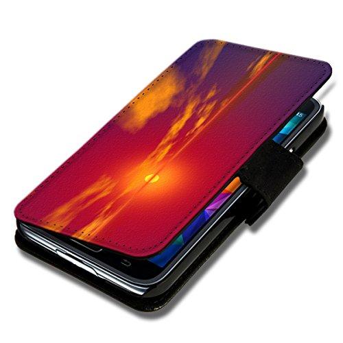 wicostar - Custodia a libro per Samsung Galaxy S3 i9300 / i9305, motivo con foto Flip BV14